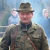 Strażnik Łowiecki w obwodzie 158 Wiesław Cichy